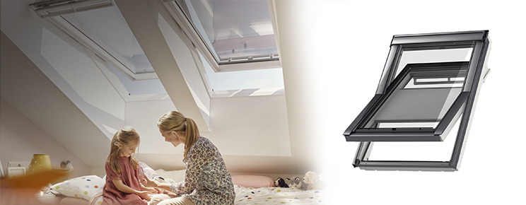 VELUX Awning Blinds