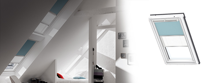 VELUX Duo Blackout Blinds
